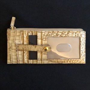 Brahmin Credit Card Melbourne Leather Wallet